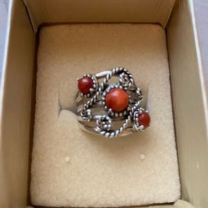 Size 9 sterling ring